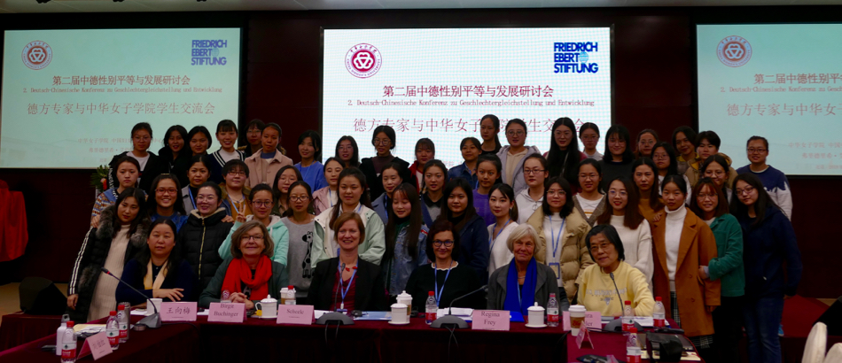 Frauenkonferenz in Peking Barbara Stiegler Regina Frey Birgit Buchinger Solution